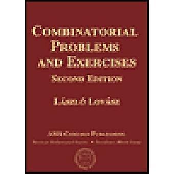 Combinatorial Problems and Exercises by Lovasz & Laszlo