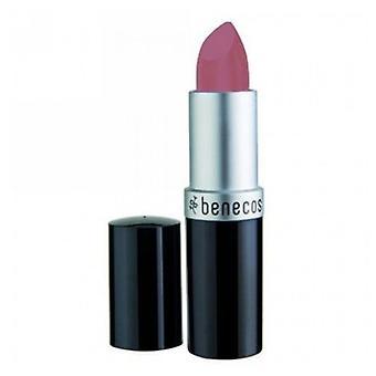 benecos Natural Lipstick, Pink Honey 4.5 grams