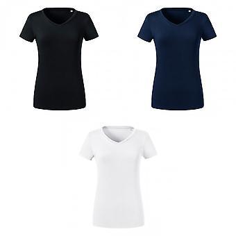Russell Womens/Ladies Organic Short-Sleeved T-Shirt