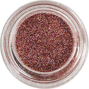 MoYou London Nail Art Glitter Pots - Delirious Pink 15ml (690751)