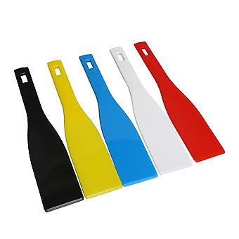 5 pièces spatules plastiques Encre Scoop Sérigraphie Pelle 285 x 60mm