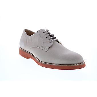 Sebago Harvard  Mens Beige Wide Leather Oxfords & Lace Ups Plain Toe Shoes