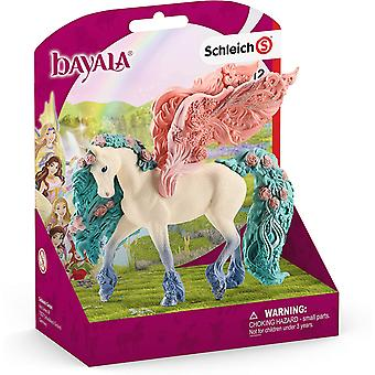 Schleich 70590 Bayala Blomst Pegasus Mare