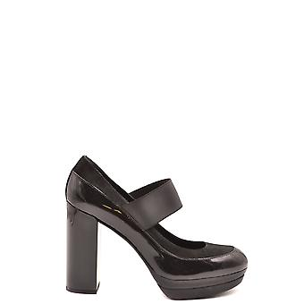 Hogan Ezbc030245 Women's Black Patent Leather Pumps