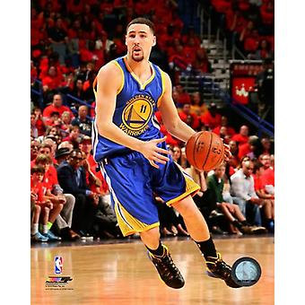 Klay Thompson 2014-15 Playoff Action Photo Print