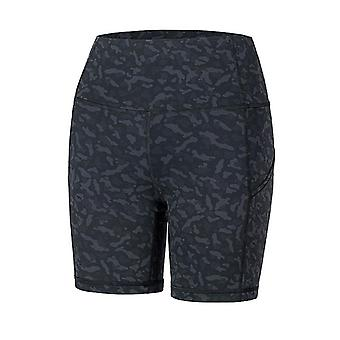 Women's Breathable, Sport Shorts With Side Pockets