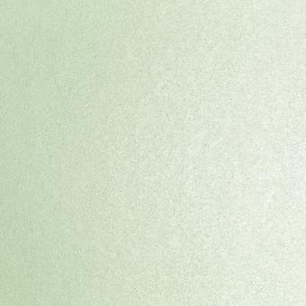 10 Sheets A4 Fresh Mint Green Peregrina Majestic Double Sided Pearl Card