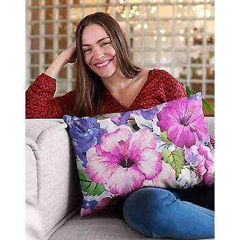Bloom rectangle pillow