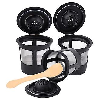Reusable Refillable K-cup Coffee Filter Pod For Keurig Coffee Makers
