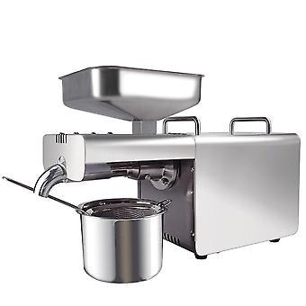 Automatische Kalt-/Heißölpressmaschine mit Temperaturregelung, Haushalt