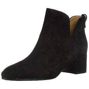 Franco Sarto Womens Reeve Leather Closed Toe Ankle Fashion Boots