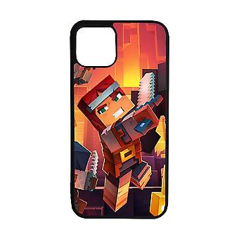 Mincraft Dungeons iPhone 12 Pro Max Shell
