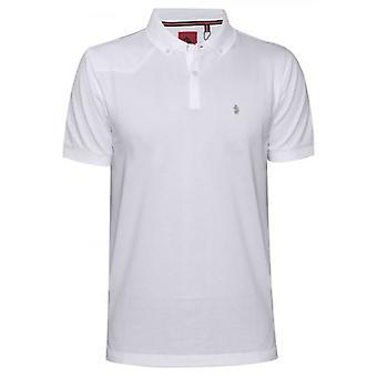 Luke Sport White Billiams Polo Shirt