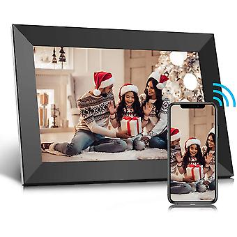 WiFi Digital Photo Frame 10.1 inch Picture Frame with IPS Touch Screen