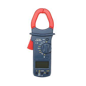 HQ DT201 1000A AC/DC Digital Handheld Current Voltage Multi Clamp Meter