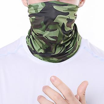 YANGFAN Outdoor Face Mask Neck Headwear for Dust Sun Wind