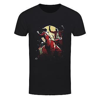Grindstore Mens Crazy Dancer T-Shirt
