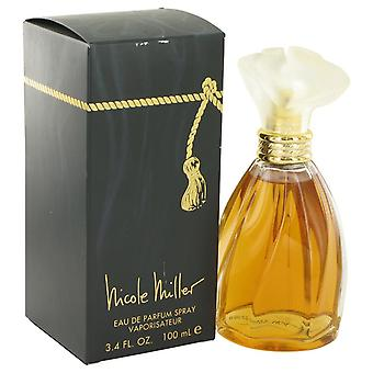 NICOLE MILLER by Nicole Miller Eau De Parfum Spray 3.4 oz / 100 ml (Women)