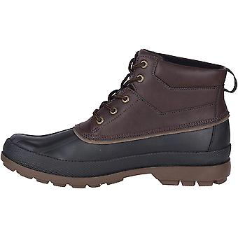 Sperry Mens cold bay chukka Closed Toe Ankle Military Boots