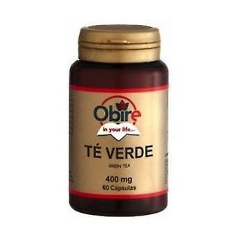 Green Tea 60 capsules of 400mg