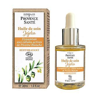 Organic Jojoba care oil 30 ml of oil