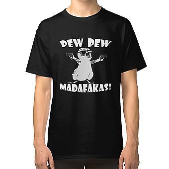Pew Pew Madafakas S T shirt Cute Kittens
