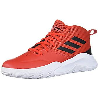 Kinderen Adidas Boys Ownthegame K brede Low Top Lace Up