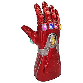 Thanos Infinity Gauntlet Light Glove, Gants Cosplay Superhero