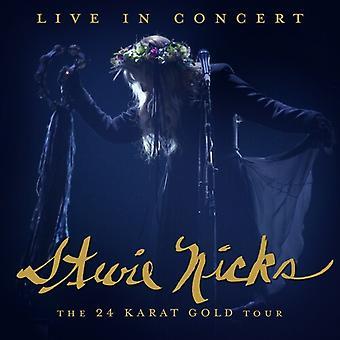 Nicks,Stevie - Live In Concert The 24 Karat Gold Tour [Vinyl] USA import