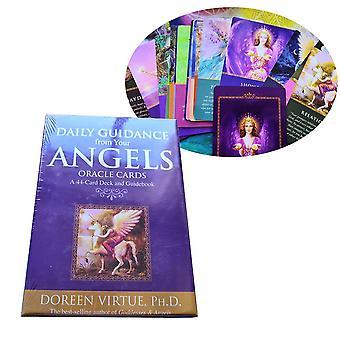 التوجيه اليومي من الملائكة الخاصة بك (التوجيه اليومي)