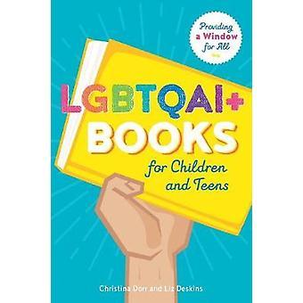 LGBTQAI+ Kirjat lapsille ja teini-ikäisille - Ikkunan tarjoaminen kaikille