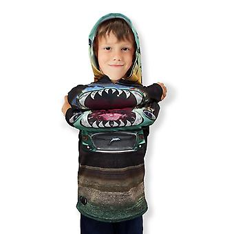 Mouth Mobiles™ Miami - Hoodie Chomp Shirt By Mouthman®