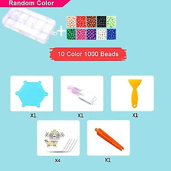 11400pcs Water Sticky Diy String Magic Bead Diy Educational Puzzle