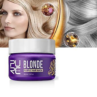 Silver Color Fashion Hair Care