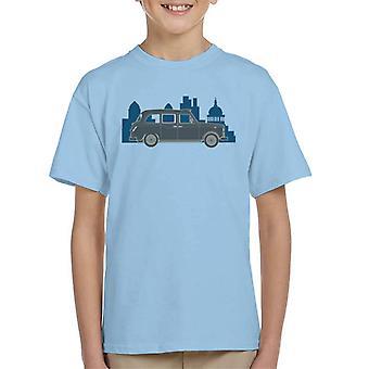 London Taxi Company TX4 Inom City Kid&s T-Shirt