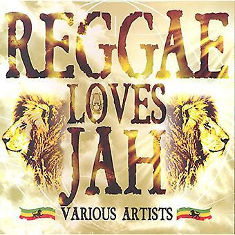 Various Artist - Reggae Loves Jah [CD] USA import