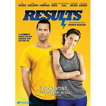 Results [DVD] USA import