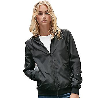 Cotton Addict Womens Windrunner Recycled Breathable Coat
