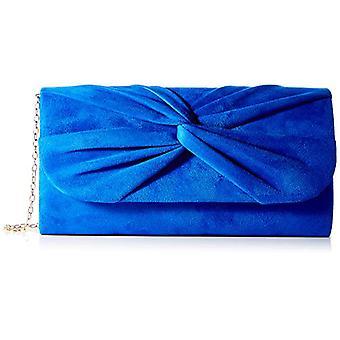 SwankySwans Louise, Women's Clutch, Royal Blue, One Size