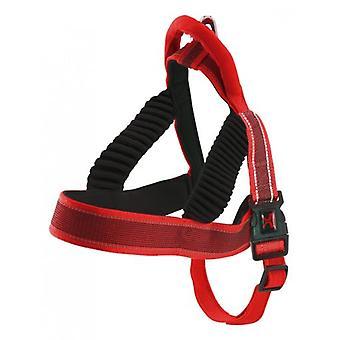Nayeco X-Trem Pro Geschirr Rot 90-100Cm (Hunde , Für den Spaziergang , Geschirr)