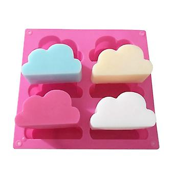 Cloud Shape Silicone Mold For Baking Mousse Cake