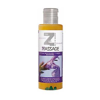 ORGANIC Z-Massage 100 ml of oil