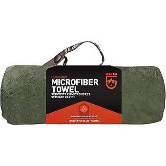 McNett tactique en microfibre Ultra Compact serviette - OD Green