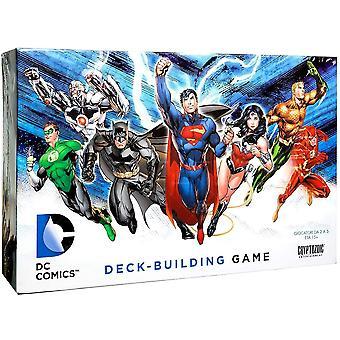 Dc Κόμικς κατάστρωμα κτίριο κτίριο παιχνίδι Itallano