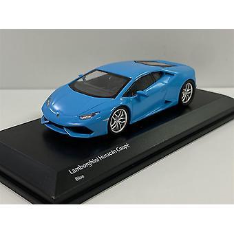 Lamborghini Huracan Blue 1:64 Scale Kyosho 7045AA01