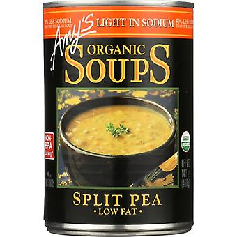 Amys Soup Split Pea Gf Ls, Case of 12 X 14.1 Oz