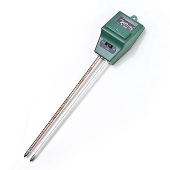 3 In 1 Soil, Water And Moisture Ph Tester