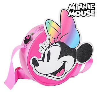 Shoulder Bag 3D Minnie Mouse 72883 Pink