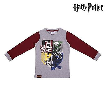 Pyjama pour enfants Harry Potter Gris Rouge