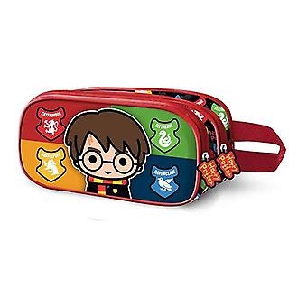 Holdall Wizard Harry Potter 3D (22 x 9,5 x 8 cm)